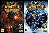 World of Warcraft expansion twin pack - Includes Cataclysm and Wrath of the Lich King