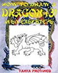 How To Draw A Dragon (3) In Six Easy...