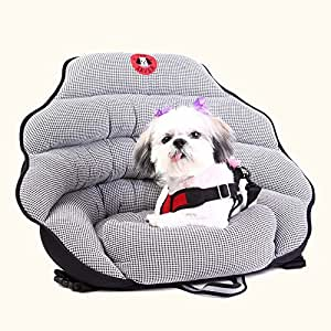 PupSaver Crash-Tested Car Safety Seat for Small