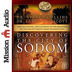 Discovering the City of Sodom Audiobook