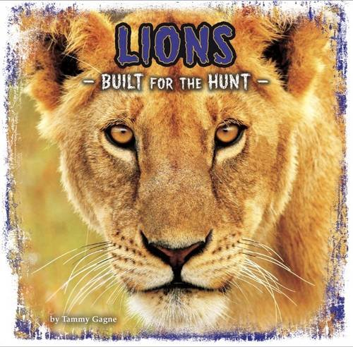 Lions: Built for the Hunt (Predator Profiles)