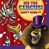 Madagascar 3 Lunch Napkins 16 Pack