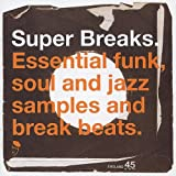 Super Breaks Vol.1: Essential Funk Soul & Jazz Breakbeats [VINYL]