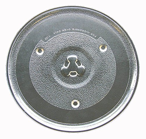Emerson P23 Microwave Glass Turntable Plate/Tray, 10.5