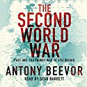The Second World War Hörbuch von Antony Beevor Gesprochen von: Sean Barrett
