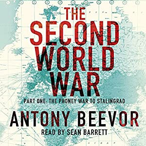 The Second World War Audiobook