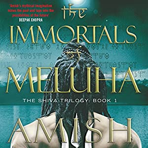 The Immortals of Meluha Hörbuch