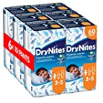 Huggies DryNites Boys Pants 3-5 Years...