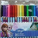 Disney Frozen Filzstifte Elsa und Anna 16 Stifte für Schule von Disney