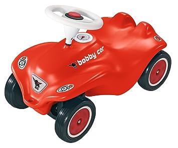 BIG - 80 005 6200 - Porteur - Big New Bobby car rouge
