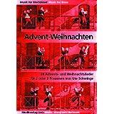 Advent - Weihnachten. 28 Advents- und Weihnachtslieder für 2 (3) Posaunen