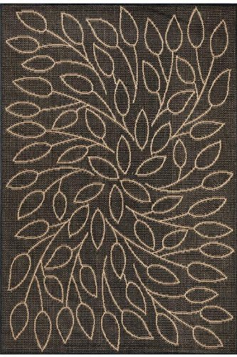 Persimmon Area Outdoor Area Rug, 1'8