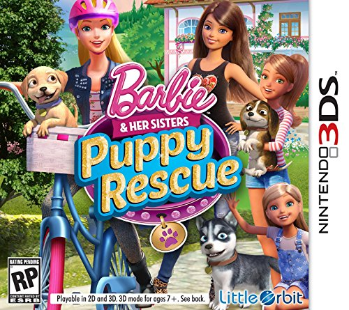 Barbie Video Games