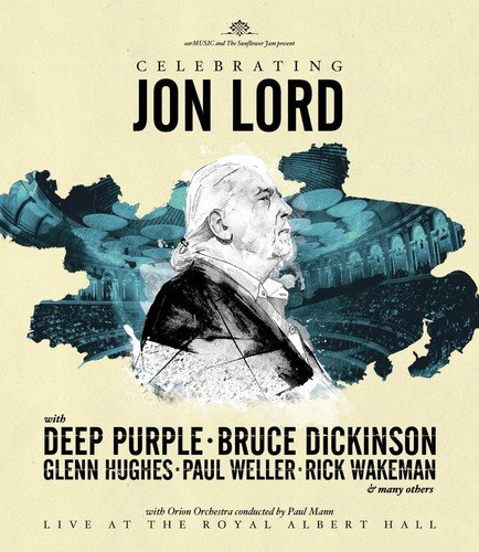 Blu-ray : John, Deep Lord Purple & Friends - Celebrating Jon Lord (United Kingdom - Import)