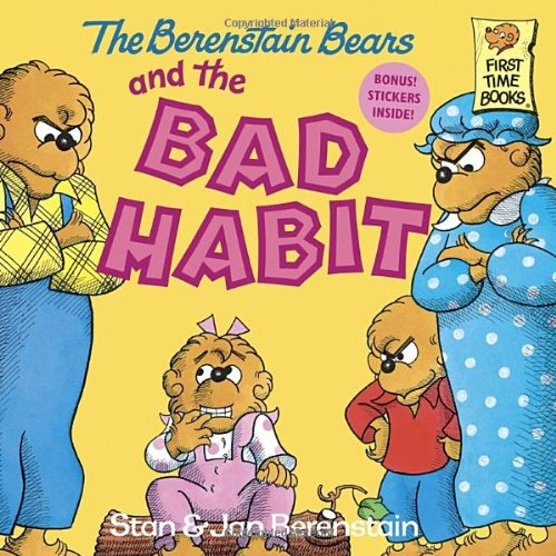 The Berenstain Bears and the Bad Habit (Berenstain Bears Manners compare prices)