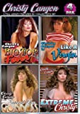 Classic Christy Canyon 4 Feature 4-Pack
