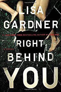 Book Cover: Right Behind You