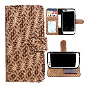 For Sony Xperia C5 Ultra - DooDa Quality PU Leather Flip Wallet Case Cover With Magnetic Closure, Card & Cash Pockets