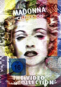 """Cover of """"Celebration: The Video Collecti..."""