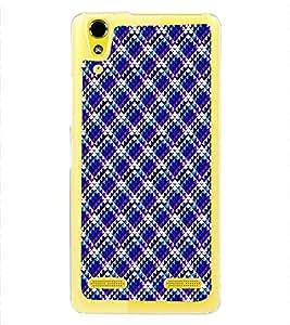 Colourful Pattern 2D Hard Polycarbonate Designer Back Case Cover for Lenovo A6000 Plus :: Lenovo A6000+ :: Lenovo A6000