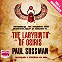 The Labyrinth of Osiris Audiobook by Paul Sussman Narrated by Gordon Griffin