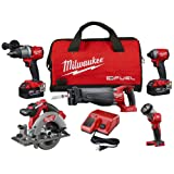 Milwaukee Electric Tools 2997-25 Fuel Combo Kit