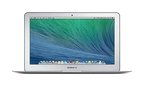 "Apple MacBook Air 11"" Argent (2015) (Intel Core i5, 4 Go de RAM, SSD 128 Go, Intel Iris Graphics 6000, Mac OS Yosemite)"