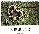 echange, troc Jean-Louis Acquier - Le Burundi