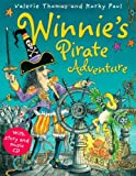 Valerie Thomas Winnie's Pirate Adventure Paperback & CD (Winnie the Witch)