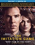 The Imitation Game (Blu-ray + Ultraviolet)
