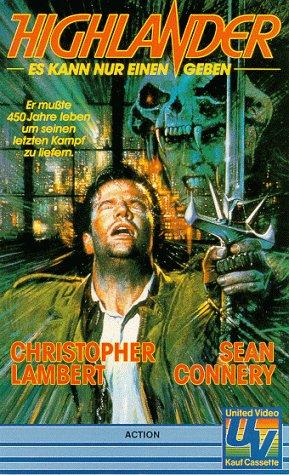 Highlander [VHS]