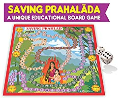 MFM Toys Saving Prahlad - A Magnetic Board Game