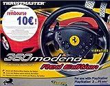 echange, troc 360 Modena Racing Wheel rouge