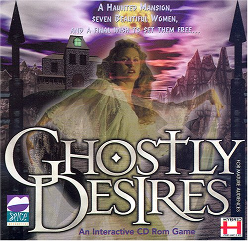 Ghostly Desires (PC / Mac) (Computer Game)