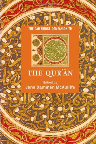 The Cambridge Companion to the Qur'an (Cambridge...