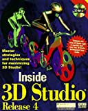 img - for Inside 3d Studio, Release 4/Book and Cd Rom book / textbook / text book