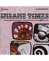 Insane Times - 25 British Psychedelic Artyfacts from the EMI Vaults
