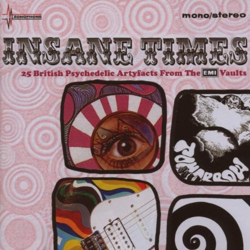 Insane Times: 25 British Psychedelic