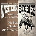 Western Stories: Die Box Hörbuch von Bret Harte Gesprochen von: Jürgen Fritsche