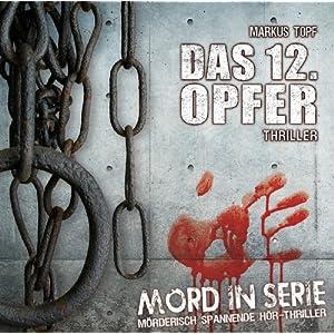 Hörspielreihe (mit Synthiepop) Markus Topf – Mord in Serie