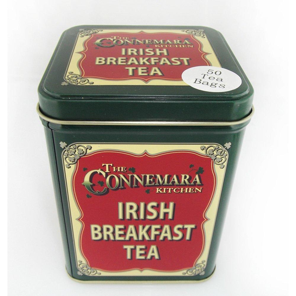The Connemara Kitchen Irish Breakfast Tea Tin