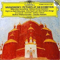Moussorgsky - Tableaux d'une exposition 61GEABSY1KL._AA240_