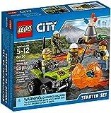 レゴ (LEGO) シティ 火山調査スタートセット 60120