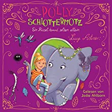 Ein Rüssel kommt selten allein (Polly Schlottermotz 2) Hörbuch von Lucy Astner Gesprochen von: Jodie Ahlborn