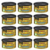 California Scents GOLDEN STATE DELIGHT (Bubblegum) Air Freshener Tin For Car Home Use Anywhere Box of 12