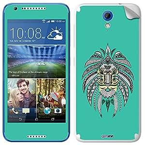 GsmKart HD620 Mobile Skin for HTC Desire 620 (Green, Desire 620-697)