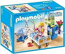 Comprar Playmobil - Sala maternidad (6660)