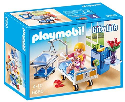Playmobil - 6660 - Chambre de maternité
