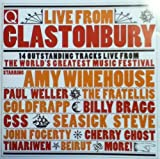 img - for Q Live From Glastonbury: 14 Outstanding Tracks Live From the World's Greatest Music Festival book / textbook / text book