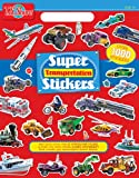 T.S. Shure Transportation Super Stickers Book